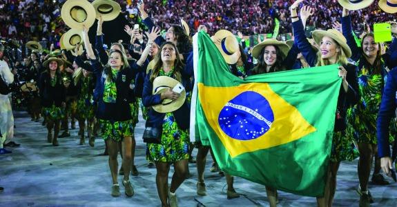 FOTO BRASIL BANDEIRA