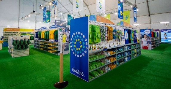 Megastore Rio 2016 - (Buda Mendes-Getty Images) -544020596