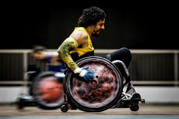 delegação paralímpica - Rio 2016 - Rugby em cadeira de rodas - Jose Higino - (div-Marcio Rodrigues-MPIX-CPB)